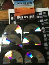 Scott Anderson Lawrence in Arabia War Deceit Imperial Folly 19 CD Audiobook nice