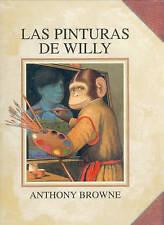 Las pinturas de Willy (Especiales de a la Orilla del Viento) (Spanish Edition)