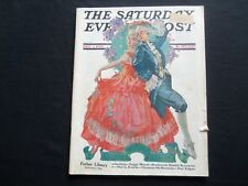 1928 DECEMBER 1 THE SATURDAY EVENING POST MAGAZINE - ILLUSTRATED COVER -SP 1329