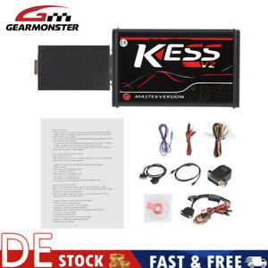 4 LED No token KESS V5.017 SW V2.47 New version Master ECU OBD2 Tool NEU