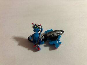 Get 2 Same Charms - Grandpa Blue Bug Shoe-Doodle Shoe Charm for Crocs CRT013