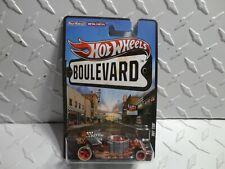 Hot Wheels Boulevard Copper Hot Tub w/Real Rider's