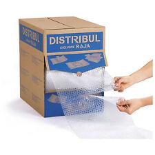 3 scatole di film pluriball pretagliato ogni 32 cm larghezza 32cm lunghezza 50m
