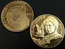Zweden Sverige 5 euro Selma Lagerlöf 1858-1940 Niels Holgersson 1996