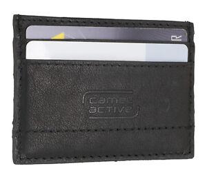 camel active Niagara Kreditkartenetui Kartenetui mit RFID-Chip Schutz 6722