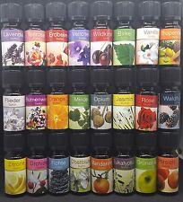 Aromaöl Set versch. Sorten Duftöl, Raumdüfte, Parfumöl Super Spar Set!!! 24x10ml