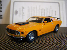 (Rare)1/43 1970 FORD MUSTANG BOSS  by MATCHBOX COLLECTIBLES (MIB) YMC04-M