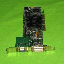 Matrox Grafikkarte G55+MDHA32DB DVI / VGA