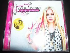 Avril Lavigne The Best Damn Thing (Australia) Gold Series) CD - New