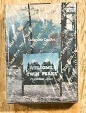 Twin Peaks Vintage 1991 Complete Set UNOPENED FACTORY SEALED Autograph Card