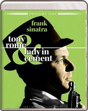 Tony Rome / Lady In Cement Blu-Ray - TWILIGHT TIME - Limited Edition - BRAND NEW