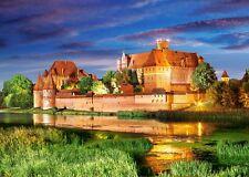 Puzzle Castorland 1000 pezzi-Castello Malbork, Polonia (44082)