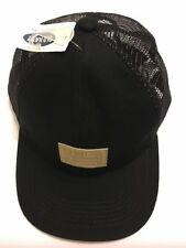 Old Navy Men Snapback Hat Adjustable Cap Black
