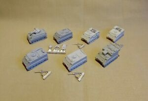 1/144th 10mm USA M113 APC and variants