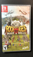 Rock of Ages III [ Make & Break ] (Nintendo Switch) NEW