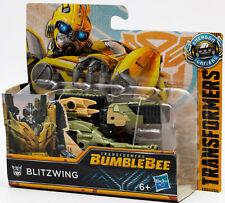 Hasbro e0756 Transformers Blitzwing figura de acción Bumblebee Energon Igniters nuevo