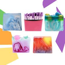 Bomb Cosmetics Handmade Soap pH Neutral Gentle Vegan Soap