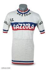 GAZZOLA vintage wool jersey, new, never worn XL