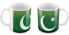 PAKISTAN Flag Mug Gift Idea for Christmas Holiday Cup 067