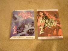 Wolf's Rain Manga volumes 1 & 2!