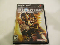 Kill Switch  For Ps2 in Very Good  Condtion With Manual  Free Shipping