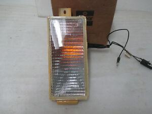 Mopar NOS 1980 Chrysler Cordoba, Right Hand Park & Turn Signal Lamp ASSY 4076612