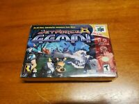 Jet Force Gemini (Nintendo 64, 1999) Complete CIB Authentic TESTED N64