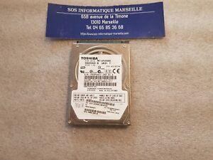 """HDD TOSHIBA MK3265GSX Disque Dur 2,5"""" SATA II 320 Go 5400 tr/min 8 Mo"""