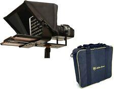 Glide Gear TMP 100 iPad Tablet DSLR Video Camera Teleprompter Kit 70/30 Glass