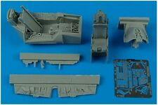 Aires 1/48 f-16c Falcon Block 50/52 Cockpit Set per Tamiya kit # 4400
