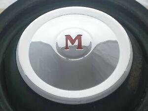 Morris Minor Hub Cap Chrome.