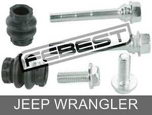 Rear Caliper Slide Pin Kit For Jeep Wrangler (2007-)
