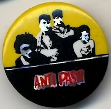 Anti-Pasti Badge Button #1ADVEST