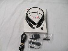 Tested Lg Tone Pro Lbt-750 Wireless Black Bluetooth 3.0 Headset W/ extras (Pjs)
