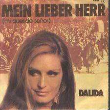 DALIDA 45 Espagne 1975 Mi querido señor ( En Espagnol )