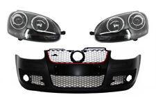Stoßstange Scheinwerfer Für  VW Golf 5 V 03-07 Jetta 05-10 GTI Look Kühlergri