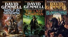 David Gemmell STONES OF POWER: JON SHANNOW TRILOGY Series Paperback Set 1-3