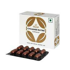 Charak Cyclease Nutra Nutrition Supplement Provid Restorative Support 30 Capsule