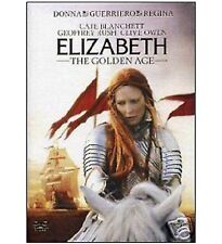 DVD ELIZABETH THE GOLDEN AGE - superbo seguito