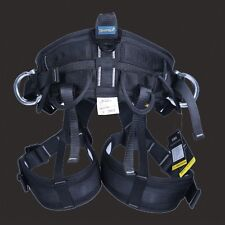 XINDA Climbing Harness Black - Lightweight Seat Rescue Safety Bust Belt