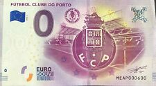 BILLET 0 EURO FUTEBOL CLUB DO PORTO PORTUGAL 2018-1 N UMERO 600