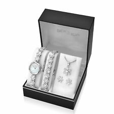 Sekonda Quartz (Battery) Silver Case Wristwatches