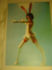 1/6 Rarabie White Bunny Girl WF 2007 Unpainted Resin Model Kit