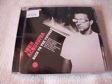 John Acquaviva Back to the Future (Mixed By) Varius - CD - OVP