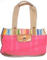 Rosetti Handbag Satchel Tote Shoulder Bag Hobo Pink