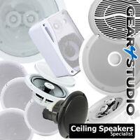 Ceiling/Wall Speakers 6W 40W 80W 250W 300W PA Speakers Home or Shop Showroom