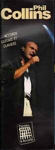 Phil Collins Spartito Paroles Et Accords Nuovo 5020679112212