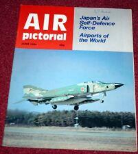 Air Pictorial 1980 June Japan JASDF,Dornier Delphin