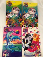 Lisa Frank Sticker Tote Lot Rainbow Reef Dancing Dolphins - NO Stickers