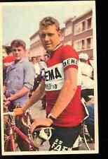 Huub Zilverberg Cyclisme Team FAEMA 60-70s ciclismo Cycling cp pc Tour de France